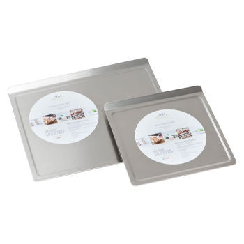 360 Bakeware Large & Small Cookie Sheets
