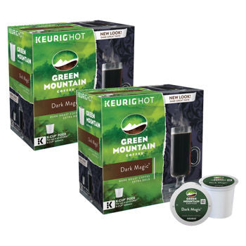 Green Mountain Coffee Dark Magic 180 K-Cup Pods