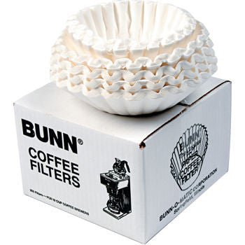 Bunn Flat Bottom Coffee Filters 250 ct. BUN BCF250