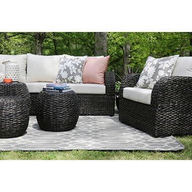Sanford 6-Piece Deep Seating with Sunbrella Fabric
