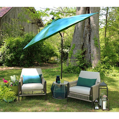 Linear 5-Piece Deep Seating with Sunbrella Fabric