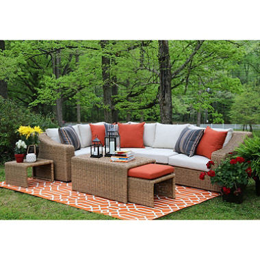 Arizona 8-piece Sectional