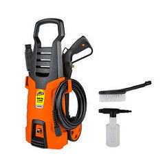 Armor All 1,600psi Electric Pressure Washer with Bonus Brush and Foamer