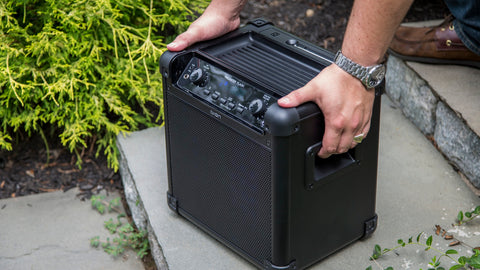 ION Audio Tailgater Flash Bluetooth Speaker