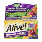 Alive! VitaminsAlive! Women'S Energy Multi 50 ct