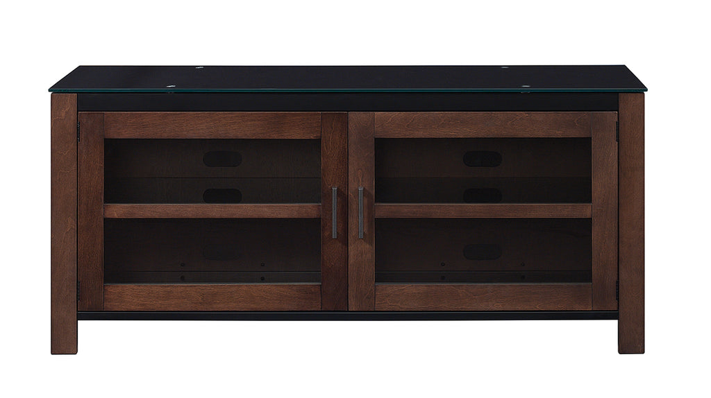 "Bell'O Ridgway 60"" TV Stand - Dark Cocoa"