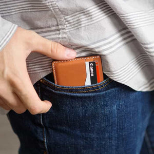 Front Pocket Wallet - What is it?