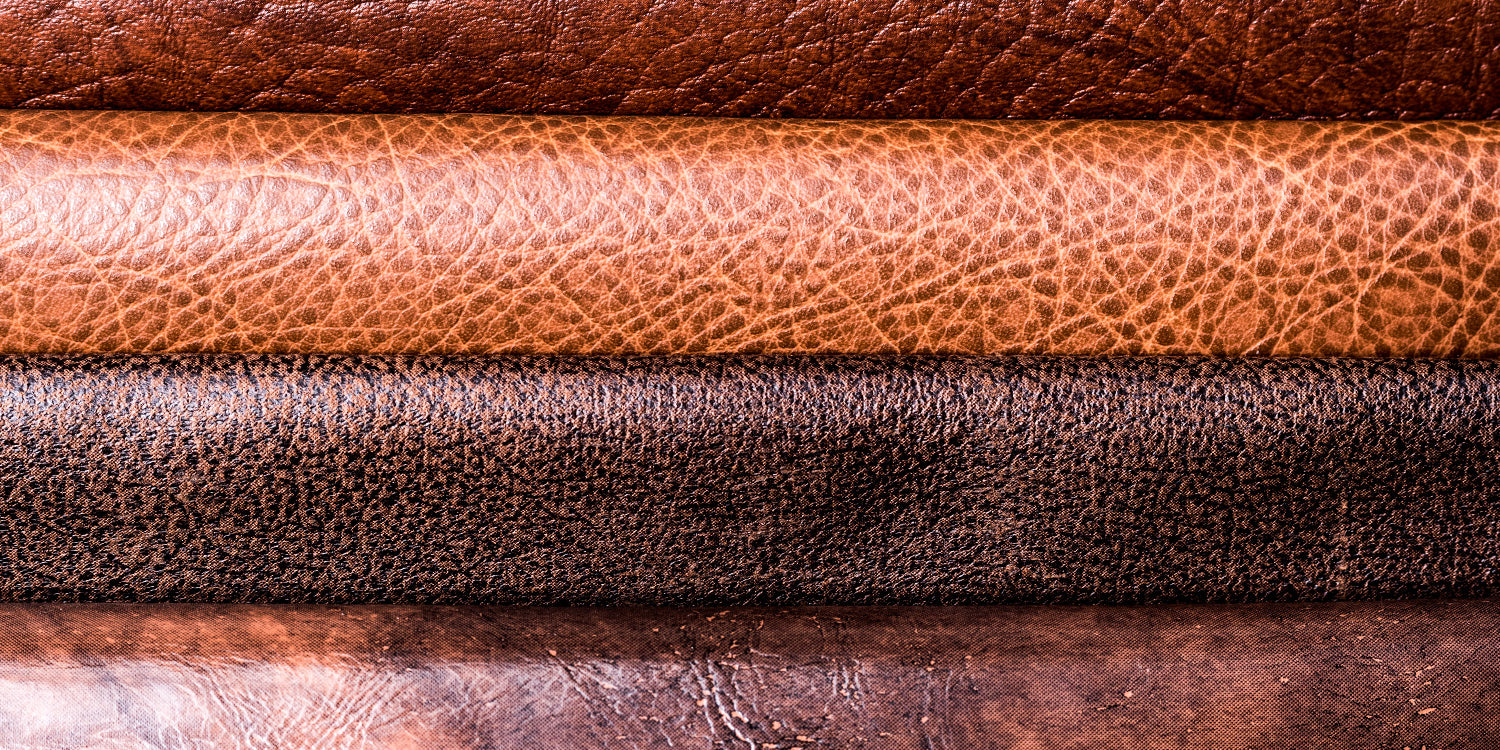 Soften Leather Different Colors