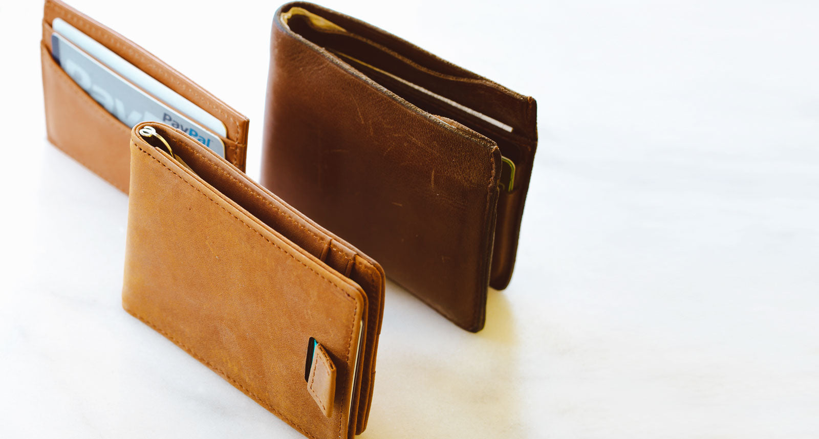 6 Simple Ways To Slim Your Wallet - Choose A Smaller Wallet