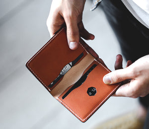 Bifold Men's Leather Wallet