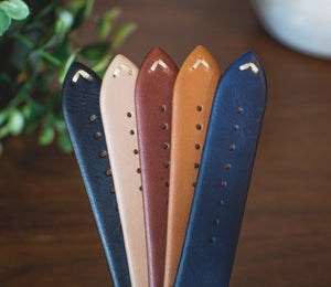Leather Apple Watch Band Colors