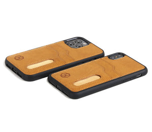 Dual Pocket Wallet iPhone Case
