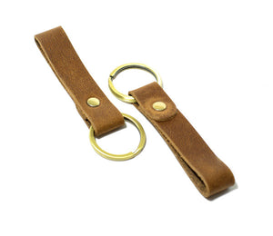 Leather Key Hook (Available only with Purchase)