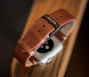 Leather Apple Watch Strap Colors