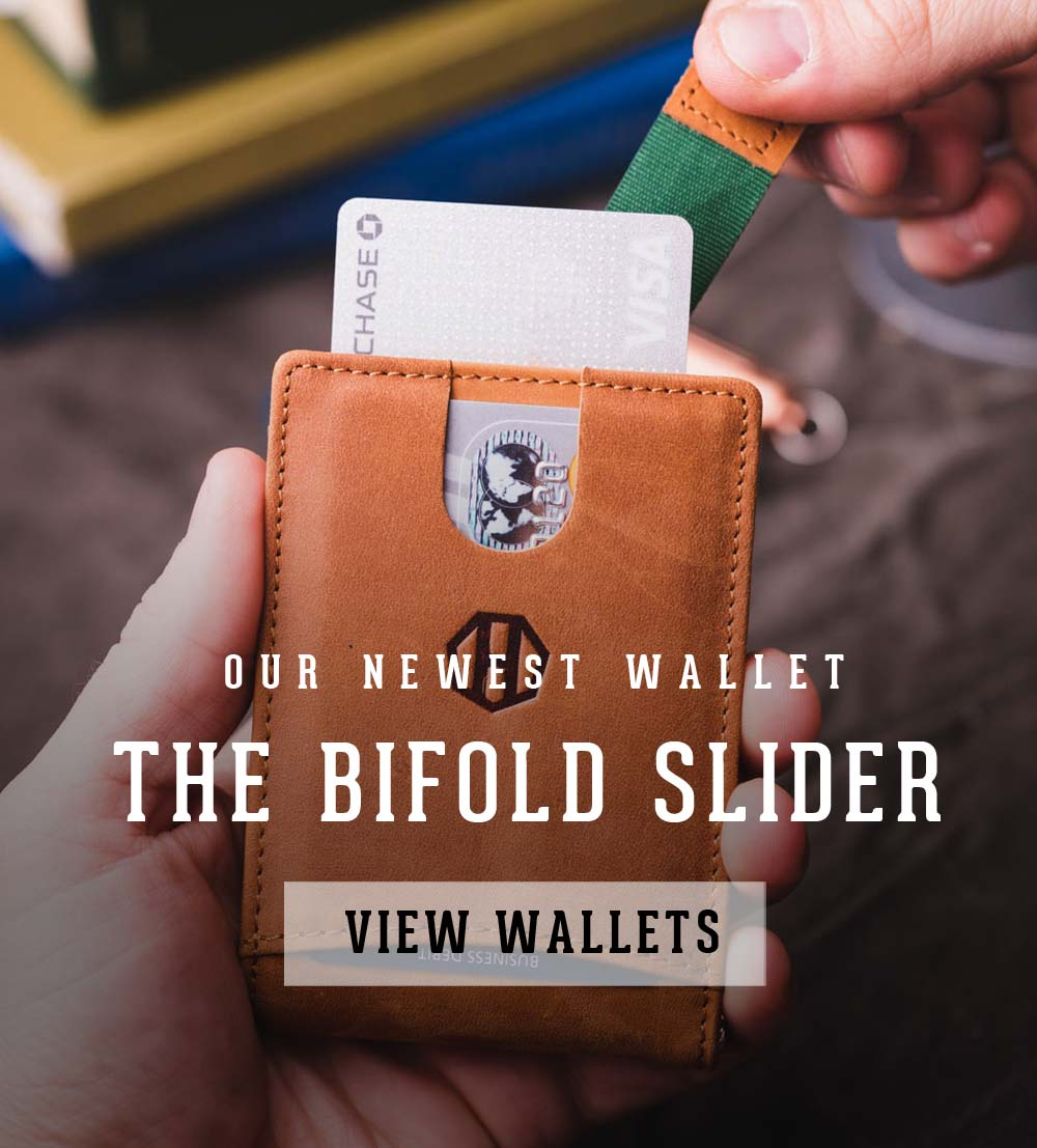 Haxford Slim Leather Wallets and Wallet iPhone Cases