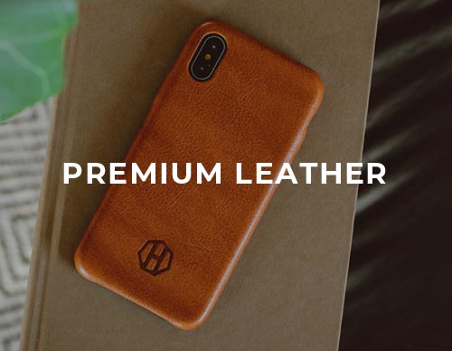 Leather iPhone Wallet Card Slot Case