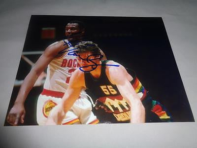 Kiki Vandeweghe autographed 8x10 photo NUGGETS Memorabilia Lane & Promotions
