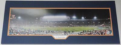 Chicago Bears Stadium Panoramic print Matted Photo Memorabilia Lane & Promotions