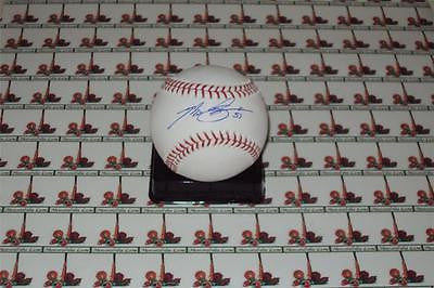 Max Scherzer autographed baseball NATIONALS Tigers COA Memorabilia Lane