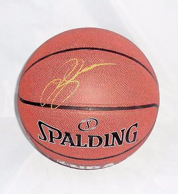 RAY ALLEN autograph basketball CELTICS HEAT BUCKS COA Memorabilia Lane