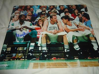 Robert Parish autograph 16x20 COA Memorabilia Lane & Promotions