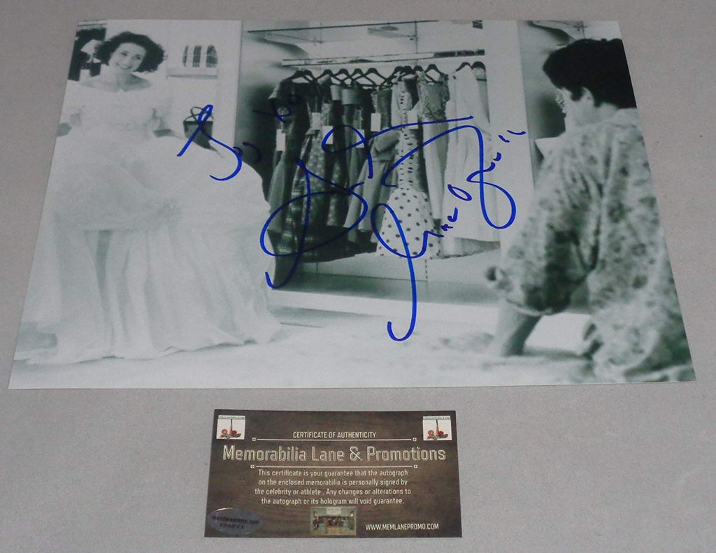 Andie MacDowell FOUR WEDDINGS AND A FUNERAL autograph 8x10 COA Memorabilia Lane & Promotions