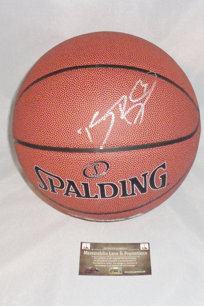 BLACK FRIDAY CLOSE OUT Bradley Beal WIZARDS utograph basketball COA Memorabilia Lane & Promotions