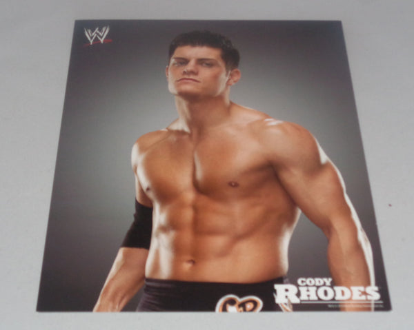 Cody Rhodes WWE UNSIGNED 8x10 Memorabilia Lane & Promotions