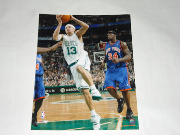Delonte West CELTICS unsigned 16x20 COA Memorabilia Lane & Promotions