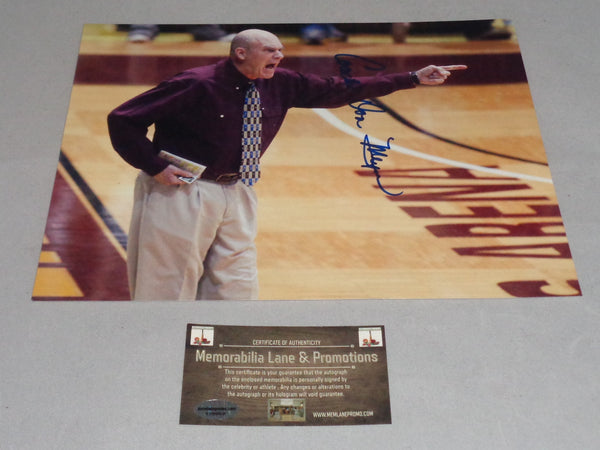 Don Meyer & Bailey Howell CELTICS autograph 8x10 COA Memorabilia Lane