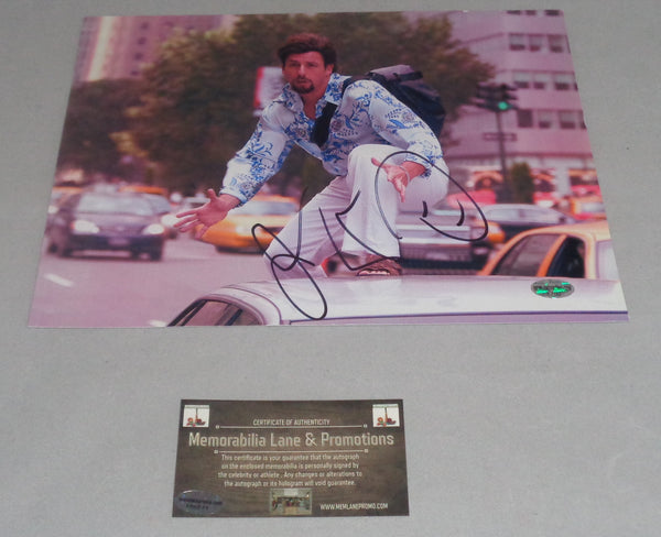 Adam Sandler Autograph 8x10 Don't Mess With the Zohan Memorabilia Lane & Promotions
