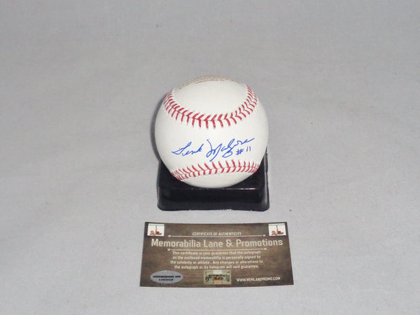 Frank Malzone RED SOX autograph OML LIMITED EDITION Baseball  Memorabilia Lane