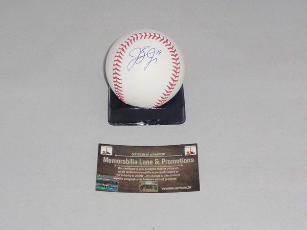 BLACK FRIDAY CLOSE OUT Jackie Bradley Jr RED SOX autograph Baseball COA Memorabilia Lane