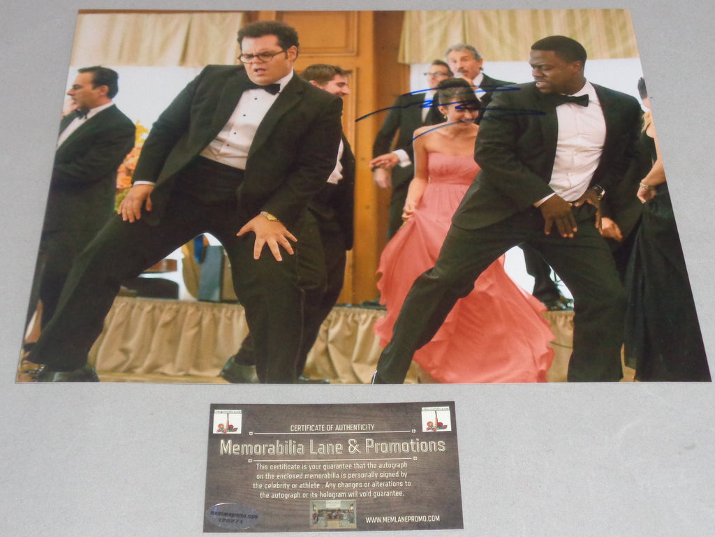 Josh Gad THE WEDDING RINGER autograph 8x10 COA Memorabilia Lane & Promotions