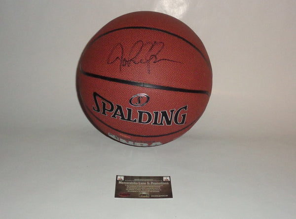 John Calipari KENTUCKY autograph basketball COA Memorabilia Lane & Promotions