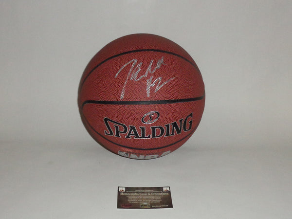 BLACK FRIDAY CLOSE OUT John Wall WIZARDS autograph basketball COA Memorabilia Lane & Promotions