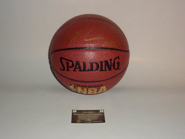 BLACK FRIDAY CLOSE OUT Shawn Marion MAVERICKS autograph basketball COA Memorabilia Lane