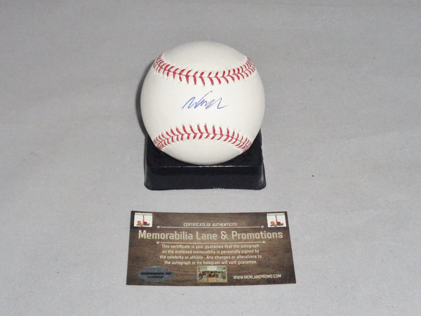 Wil Myers RAYS PADRES autograph OML Baseball COA Memorabilia Lane & Promotions