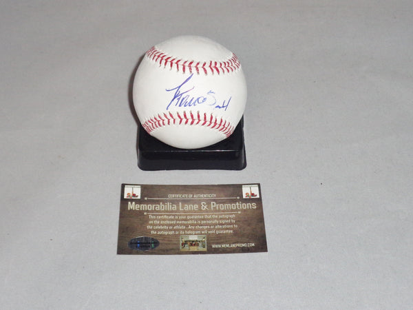 Yasmany Tomas $12 CLOSE OUT BLOW OUT DIAMONDBACKS autograph Baseball COA Memorabilia Lane