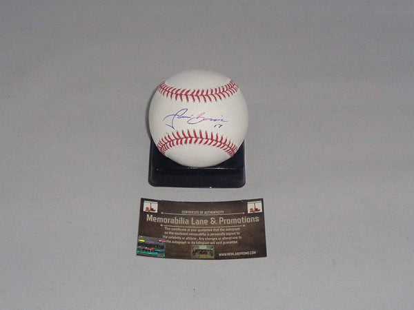 BLACK FRIDAY CLOSE OUT Jose Berrios TWINS autograph Baseaball COA Memorabilia Lane & Promotions