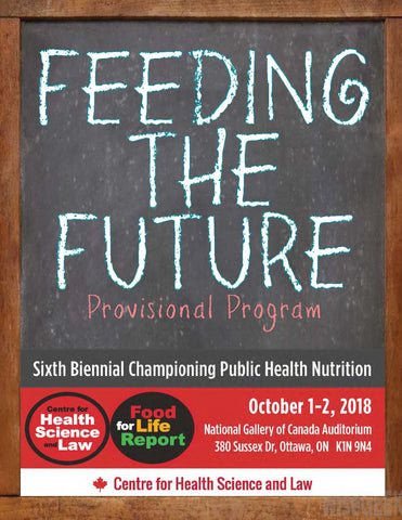 6th Biennial Championing Public Health Nutrition conference