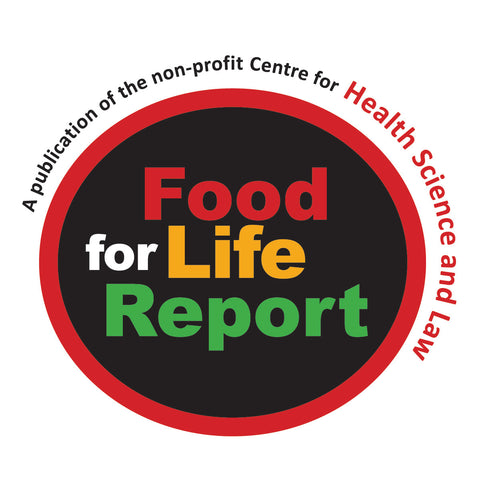 "Special bulk order of single issues of ""Food for Life Report"" (100+ copies at $3.25 per copy delivered to the same address)"
