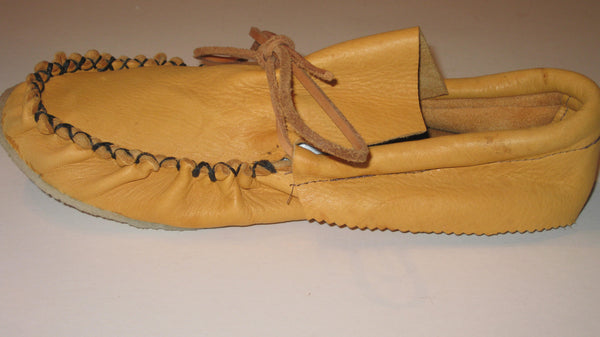 Leather Moccasins  Canada