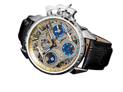 Made in Germany Dual-Time OMAN - GM-108-1