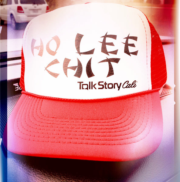 HO LEE CHIT Trucker hats
