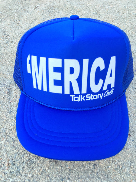 MERICA Kids Trucker hats