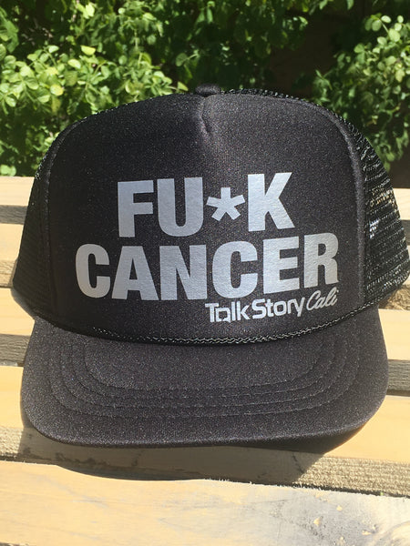 FU*K CANCER Trucker hats