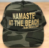 NAMASTE' AT THE BEACH Hats