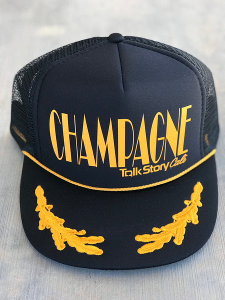 Champagne Hat