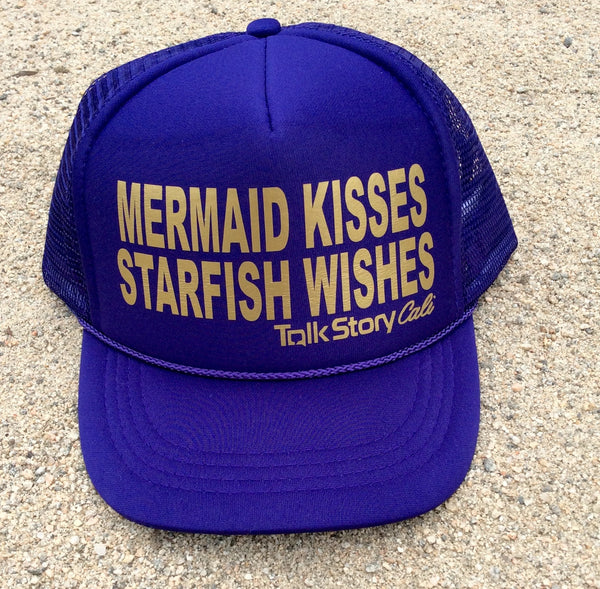 MERMAID KISSES STARFISH WISHES Hats